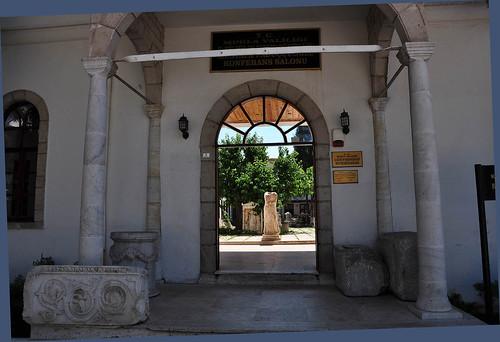 museum tr arkeoloji muğlamüzesi etnoğrafya eskicezaevibinası
