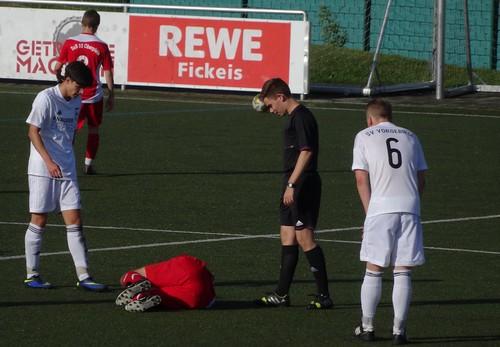 TuS Oberpleis U19 v SV Vorgebirge U19