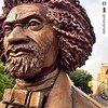 #Repost @simonjmale Not my photo, but totally love! Frederick Douglass in #harlem watches over his eponymous boulevard #frederickdouglass