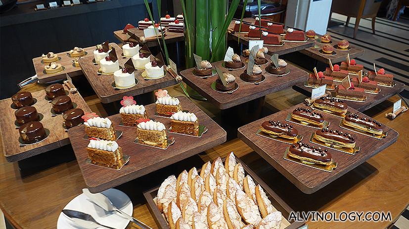 Pretty pretty desserts