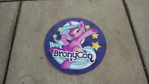 #BronyCon 2015 in Baltimore, Maryland.