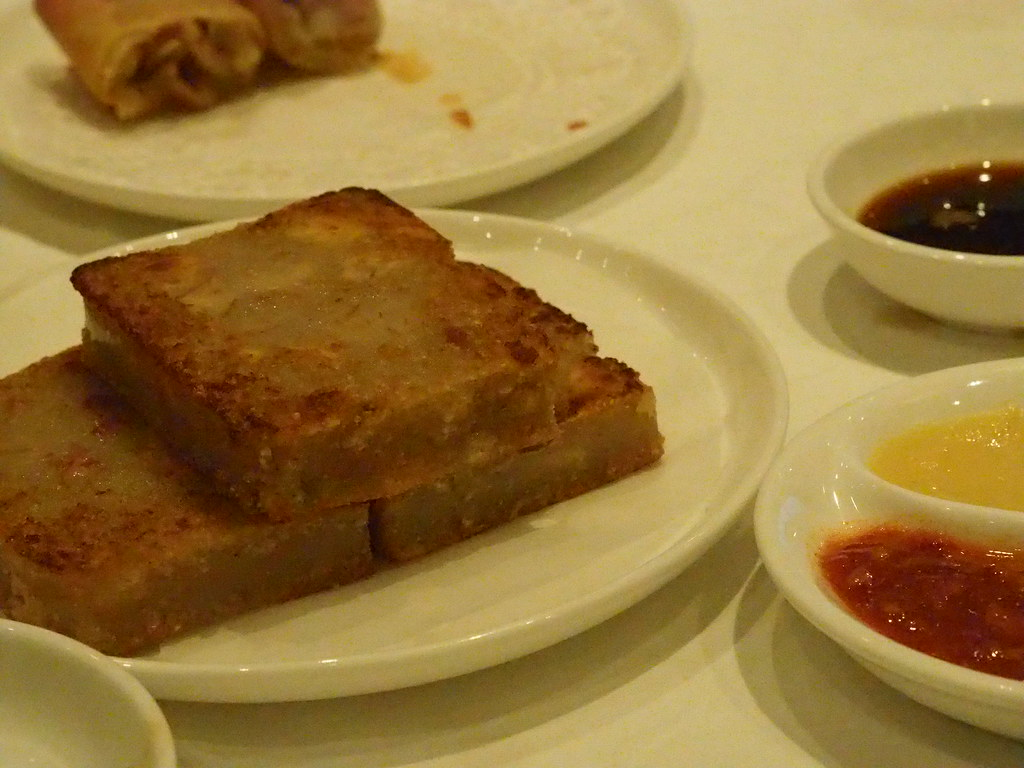 福臨門大根餅
