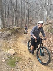 Andrew & Ken Climb