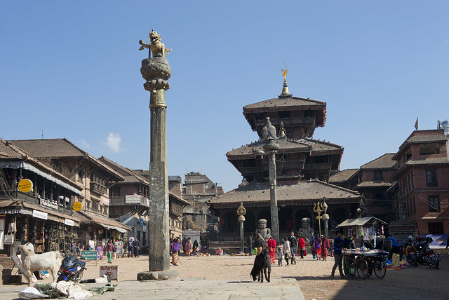 NPL - Bhaktapur - Tachupal Square 01