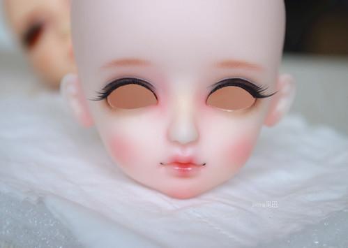 面具妆面设计图