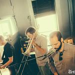 Scott Devendorf / Kyle Resnick / Ben Lanz photographed by Chad Kamenshine