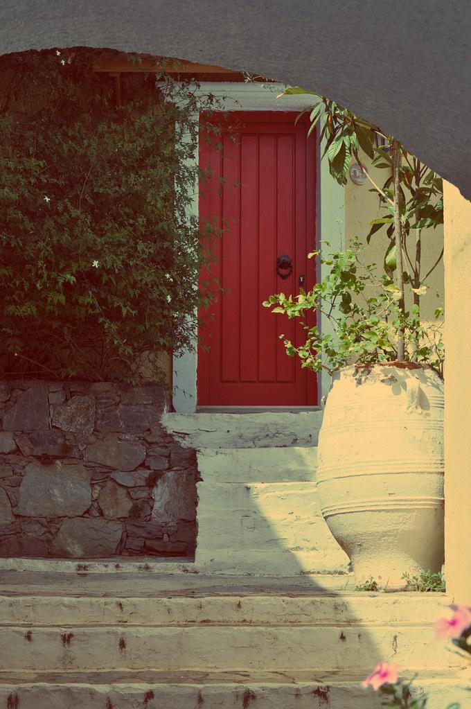 porta rossa grecia