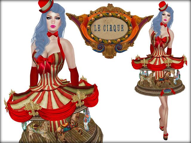 Le Cirque de Boudoir