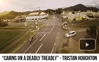 'Cairns on a Deadly Treadly' - Tristan Houghton