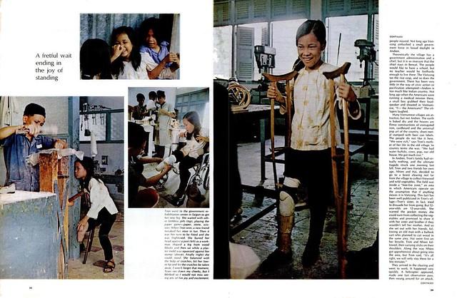 LIFE Magazine Nov 8, 1968 (4) - A fretful wait ending in the joy of standing