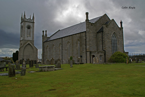 All Saints Church, Carnew, County Wicklow (1847)