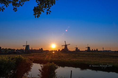 A visit to the village of Zaanse Schans 3 by Nathalie Stravers