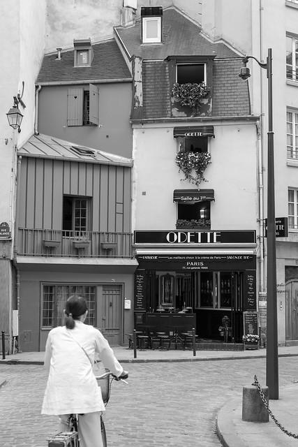 odette et les petites maisons parisiennes paris flickr photo sharing. Black Bedroom Furniture Sets. Home Design Ideas