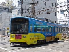 Hankai Tramway 605 (May 2013)