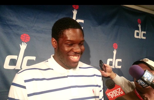 Anthony Bennett, UNLV, Washington Wizards, Truth About It, TAI,