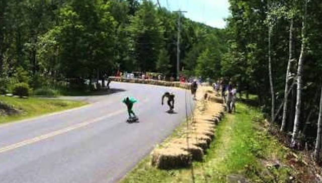 Windham Mt. Street Race