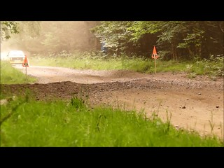 Dukeries Rally SS8 video