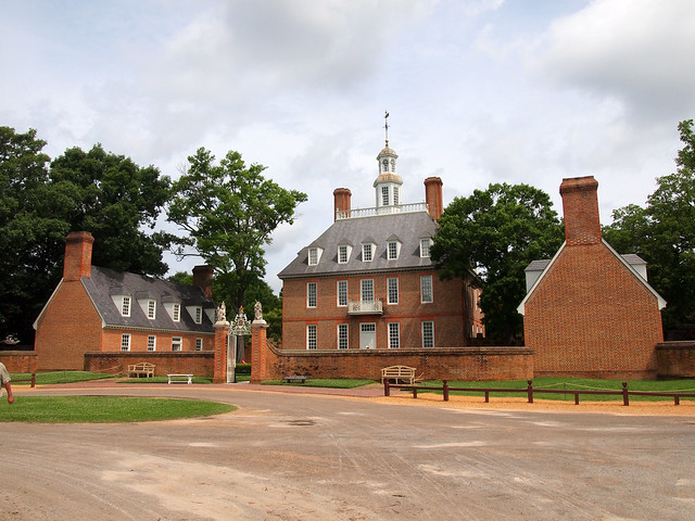 Williamsburg Governor's Palace