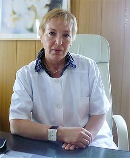 Главный врач ГБУЗ НСО НОПБ № 6 Королькова Ирина Ивановна