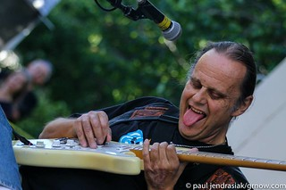 Walter Trout Blues on the Mall