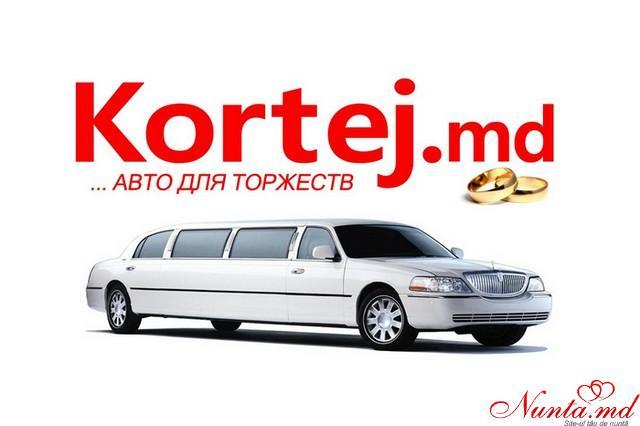 www.Kortej.md > лимузины