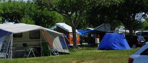 Parcelas 2 Camping La Ballena Alegre