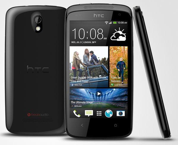 Смартфон HTC Desire 500