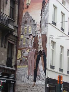 111 Victor Sackville Kolenmarkt - Lombardstraat