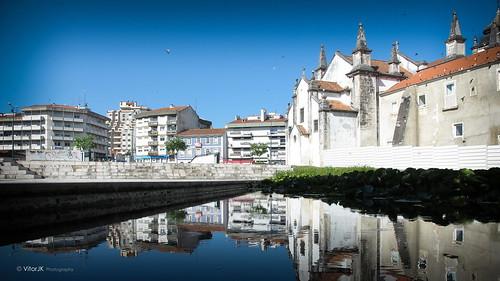 Leiria,  junto ao Convento Santo Agostinho  -  Portugal