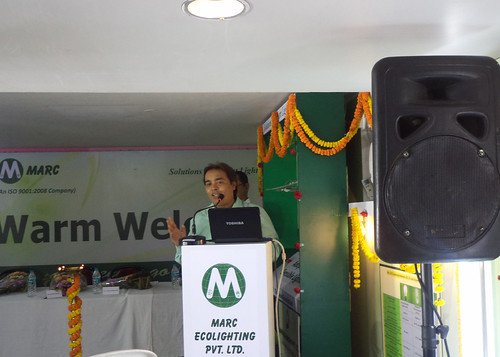 Shri Balvant Sharma, Promoter & Director, Marc by EventArchitect