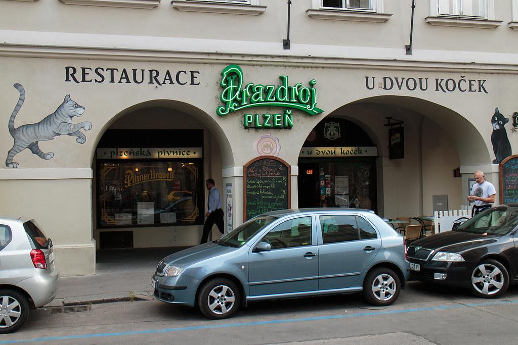 מסעדה בפראג