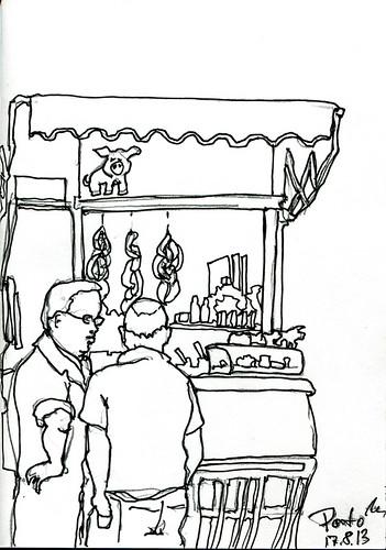 Porto Market 2013a by manfred schloesser
