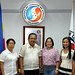 With Mayor Matugas of Surigao City