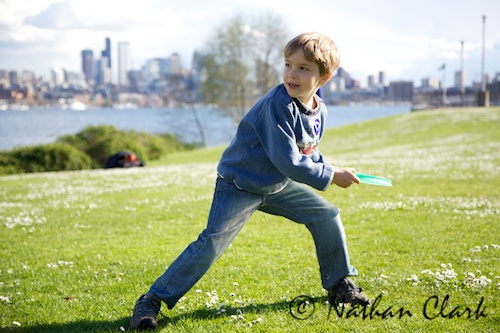 A Day at Gasworks Park 3