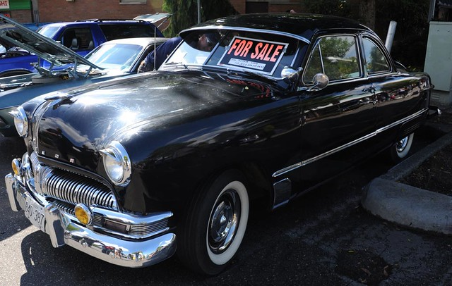 Canadian Cab Guelph >> 1949 1950 1951 Meteor by Canadian Ford Motor - a gallery ...