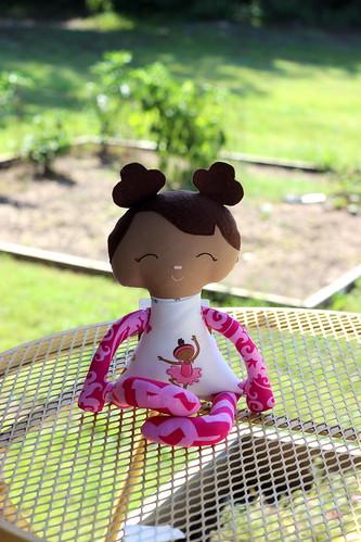 Ballerina Doll 3
