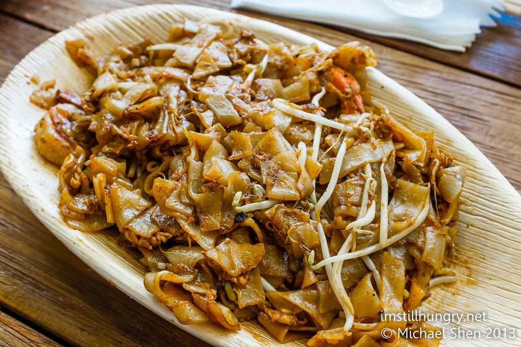 Char Kway Teow Mamak Village UNSW