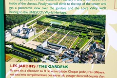 Château de Villandry Aerial Photo