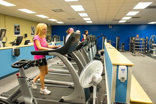 Argonne Fitness Center