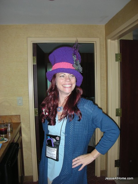 Lorene-in-Mikey's-hat