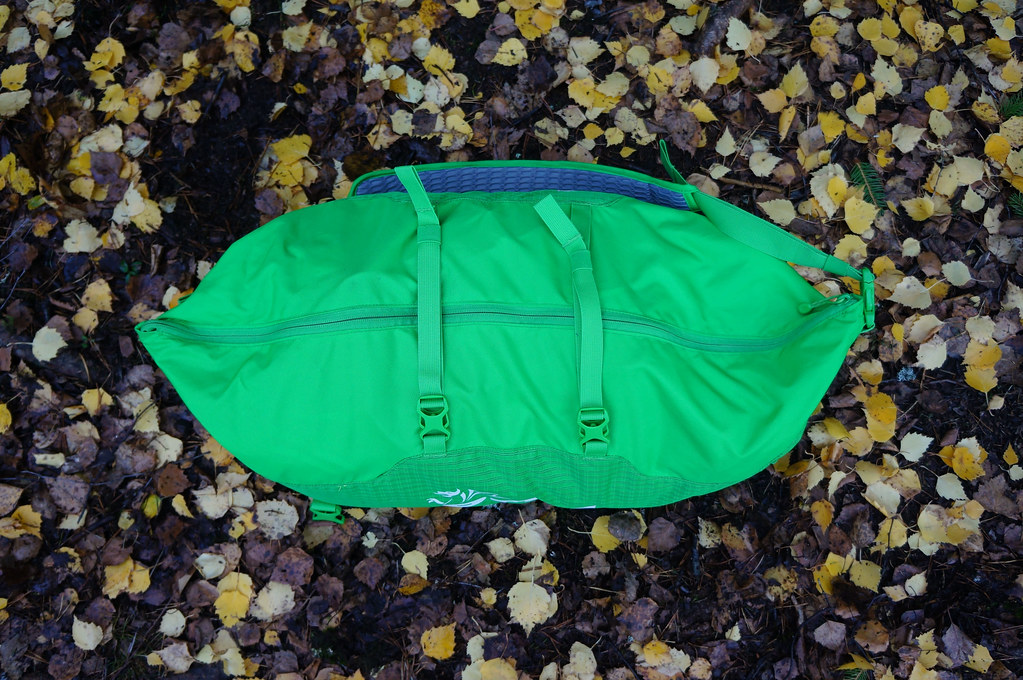 DMM Classic Rope Bag | Closed