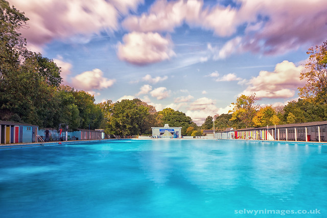 Tooting Bec Lido Flickr Photo Sharing
