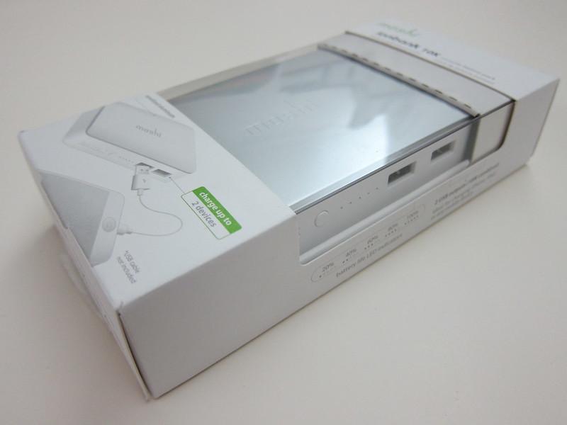 Moshi IonBank 10k - Box