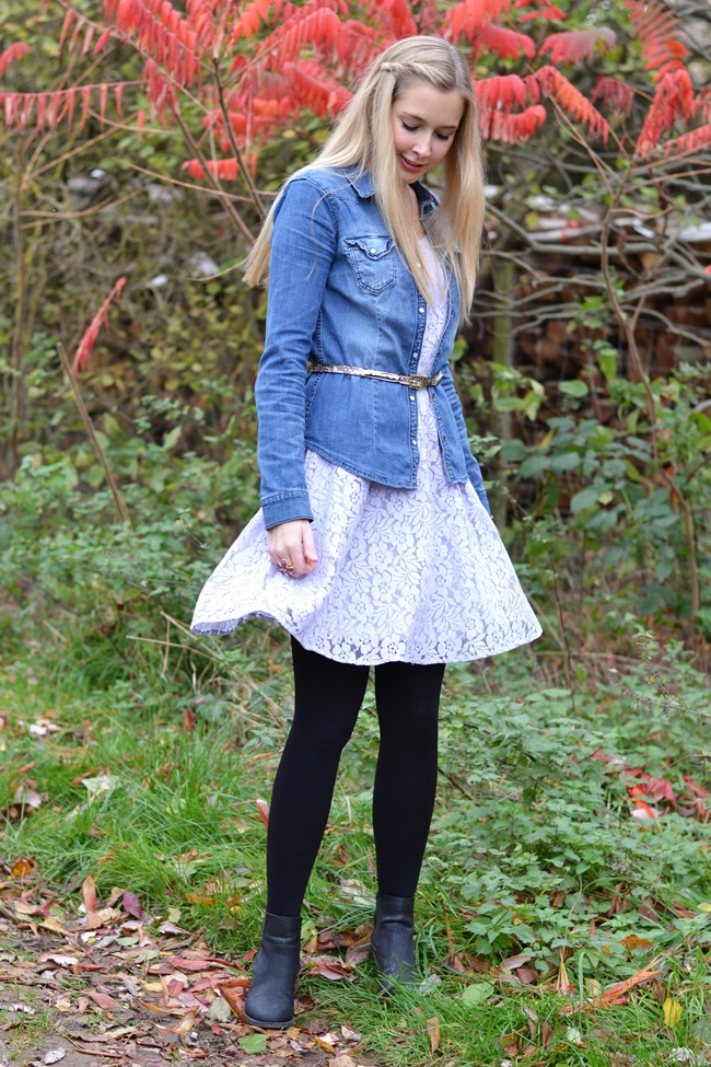 Sommerkleid im Herbst stylen (1)