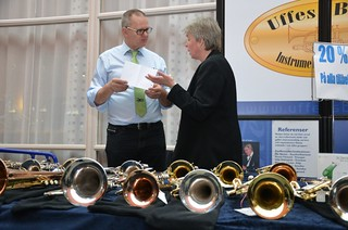 Brassbandfestivalen 2012 - Uffe och Berit