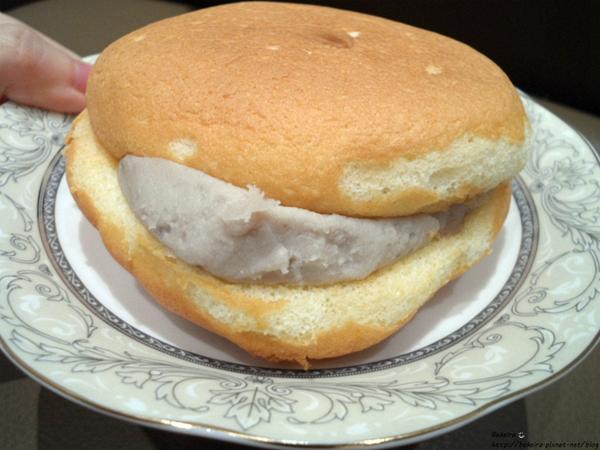 連珍芋泥堡堡