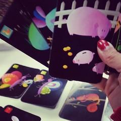 ☆ On joue a mistigri à la bibliothèque ☆ #jeu #ourlittlefamily #france