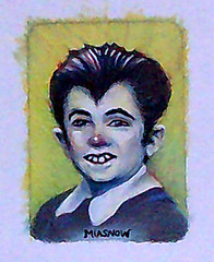 MIASNOW Drawing Nov 11 2013 Eddie Munster