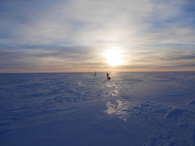 Αχανής η Ανταρκτική...