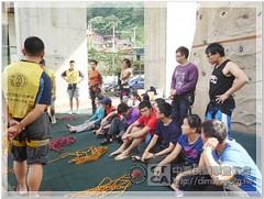 第10期休閒攀登教練講習60